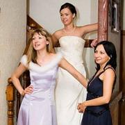 Выкуп невесты – конкурс «Загадки»